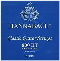 Hannabach ハナバッハ 800 HT Silver-Plated アコースティックギター アコギ ギター (並行輸入)
