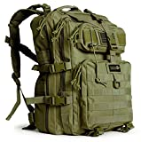 24BattlePack Tactical Backpack   1 to 3 Day Assault Pack   40L Bug Out Bag (OD Green)