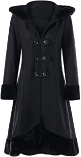 Ausexy Women Aristocratic Bandage Behind Long Coat Jacket Fashion Warm Slim Skirt Thick Parka Overcoat Winter Plus Size Outwear