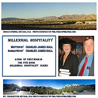 Millennial Hospitality audiobook cover art