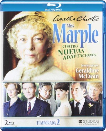 Miss Marple: 4 Nuevas Adaptaciones - Temporada 2 [Blu-ray]