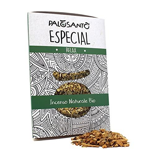 Palo Santo en Granos - Variedad Especial 80 Gr - Incienso Natural Chamánico Original para Quemar -...