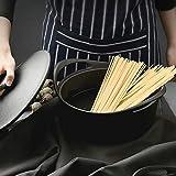 Zoom IMG-2 miao cucina in ghisa nera