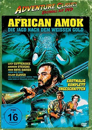African Amok - Die Jagd nach dem weißen Gold (Uncut Kinofassung)