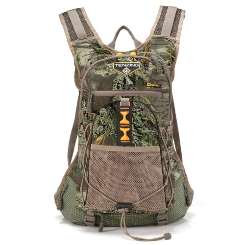 TENZING TZ 1200 Ultra Light Day Pack, Realtree Max 1