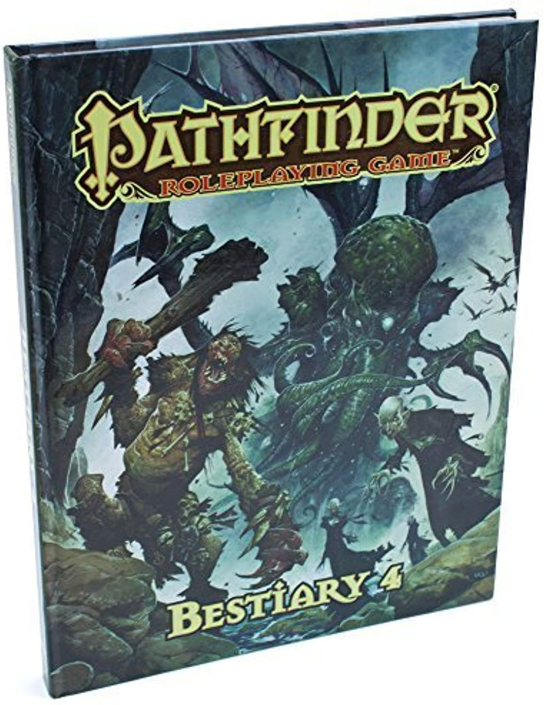 compra limitada Pathfinder RoleJugaring Juego Bestiary 4 by Diamond Diamond Diamond Comic Distributors  Venta en línea de descuento de fábrica