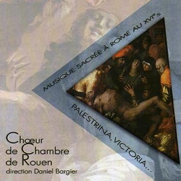 Musique sacrée à Rome au XVIe siècle