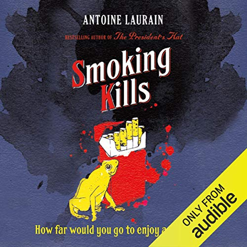 Smoking Kills cover art