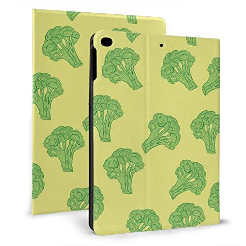 Cover For Ipad Little Green Broccoli Pretty Health Ipad Protective Case For Ipad Mini 4/mini 5/2018 6th/2017 5th/air/air 2 With Auto Wake/sleep Magnetic Ipad Magnetic Case