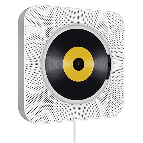 Promise2134 Cd Player Bluetooth Wandmontage Draagbare Cd Muziek Speler Thuis Herhaal Cd Speler Prenataal Onderwijs Engels Bluetooth Cd Speler Radio T51941_W_UK-1602-1511435951