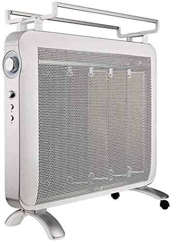 Ölradiator Elektrische Heizung 2 2KW. Tragbare elektrische Öl gefüllt Radiator Heater / 4 Heizstufen / Sicherheit Überhitzungsschutz / Effiziente Heizung von Silizium-Kristall elektrische Heizung Film