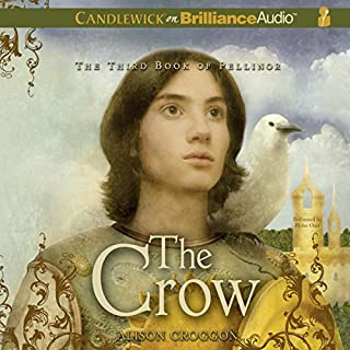 The Crow audiobook cover art