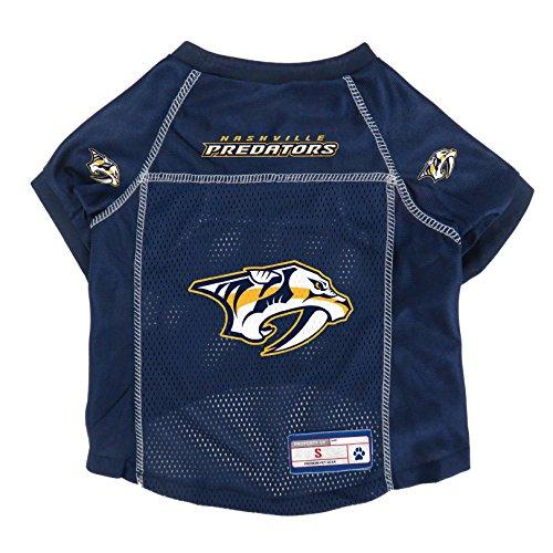 NHL Nashville Predators Pet Jersey, Medium