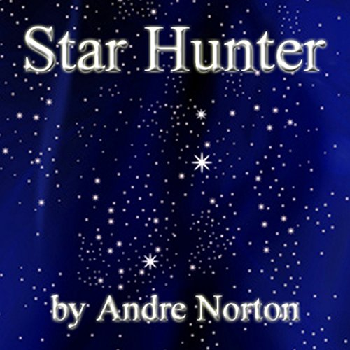 Star Hunter audiobook cover art