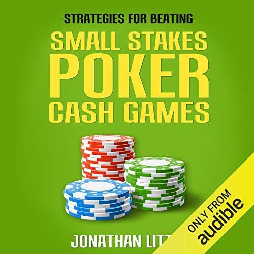 Couverture de Strategies for Beating Small Stakes Poker Cash Games