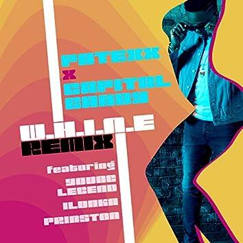 W.H.I.N.E Remix