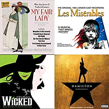 Favourite Songs from Stage Musicals