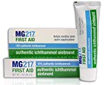 MG217 10% Ichthammol First Aid Ointment, 1 Ounce (2 Pack)