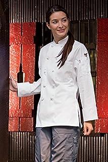 Uncommon Threads Unisex-Adult's Plus Size Sedona Chef Coat