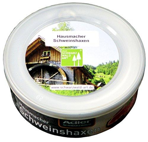 Schwarzwald Art Adler Hausmacher Schweinshaxen Dose 200g