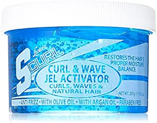 Lusters S Curl Wave Jel Activator 297 g/10.5 oz by Luster's Scurl