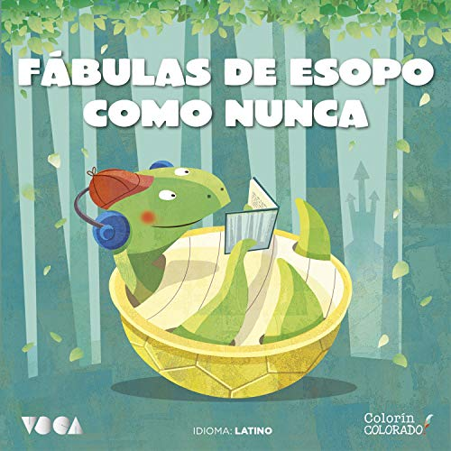 Fábulas de Esopo Como Nunca  By  cover art