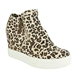 Not Rated Arabelle Womens Shoes, Size 8.5, Leopard