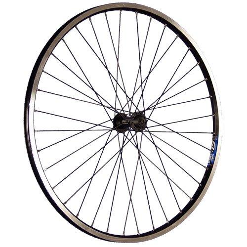 Taylor-Wheels 26 Pollici Ruota Anteriore Bici ZAC19 Deore HB-M530 559-19 Nero