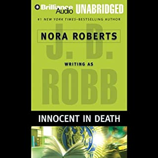 Innocent in Death audiobook cover art