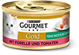 PURINA GOURMET Gold Feine Pastet...