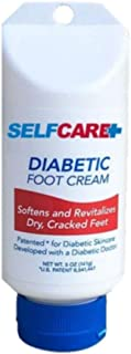 Diabetic Foot Cream: Revitalize Dry, Cracked Feet & Supports Improved Circulation. Leaves Hands, Legs & Body Feeling Soft & Smooth. Patented Lotion, 5 oz. …