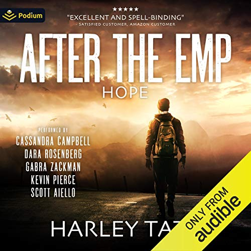 Hope: After the EMP, Part III cover art