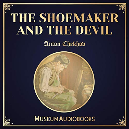 The Shoemaker and the Devil audiobook cover art