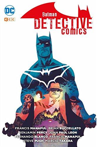 Batman: Detective comics - Héroes sangrientos