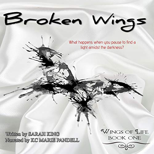 Broken Wings audiobook cover art