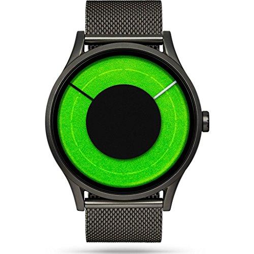Guarda Ziiiro Solaris Gunmetal Chill Z0014WGC unisex verde