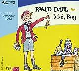 Moi, Boy - Souvenirs d'enfance - Gallimard Jeunesse - 13/11/2015