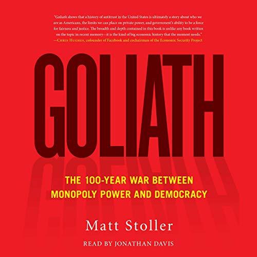 Couverture de Goliath