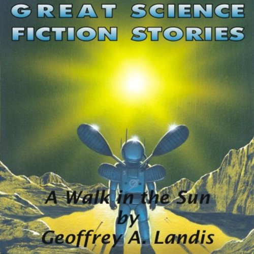A Walk in the Sun audiobook cover art