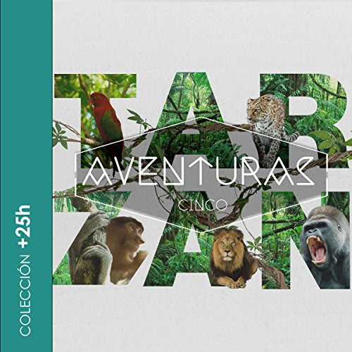 25 H Aventuras V audiobook cover art