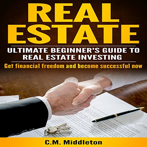 Real Estate Investors Guide audiobook cover art