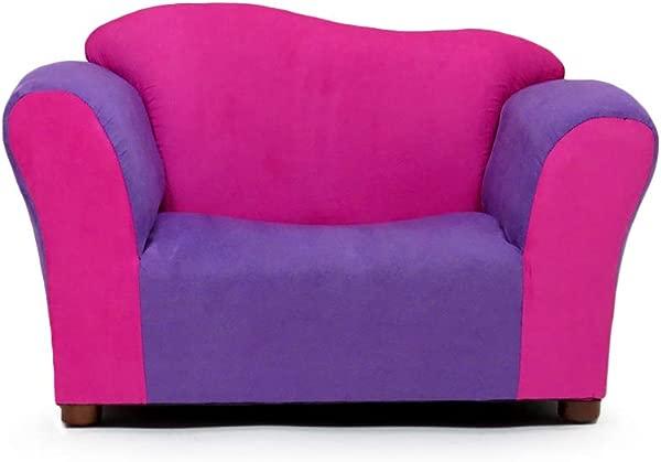 KEET Wave Kid S Chair Pink Purple