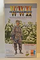 """1/6ドラゴンアクションフィギュア WW2 ARDENNES1944 3rd FALLSSCHIRMJAGER DIVISION """"Meyer"""""""