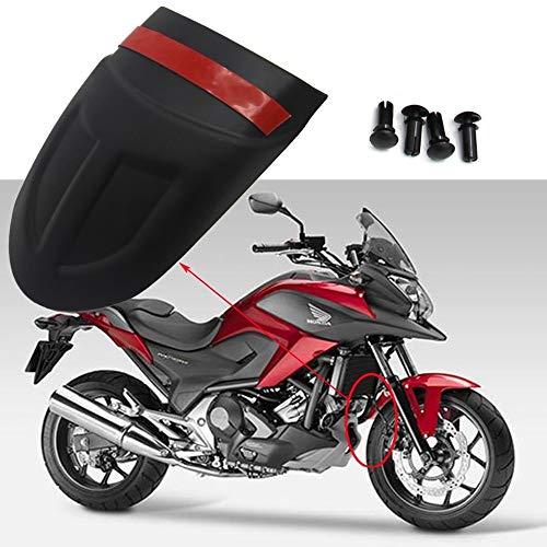 Frente Motocicleta Defensa de los Guardabarros Trasero Extender Extensión for Honda NC750X NC750S NC700 NC750 S X NC 700X 700S 750S Moto Accesorios