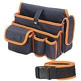 ZZWBOX Multi-Werkzeug Taschen Elektriker Werkzeug Tasche Multi-Tasche Schraubendreher Rack Taille Tasche Werkzeug Gürtel Tasche Bohrer Hammer Lagerung kit