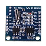 PIXNOR Tiny RTC I2C DS1307 Real Time Clock Module for Arduino