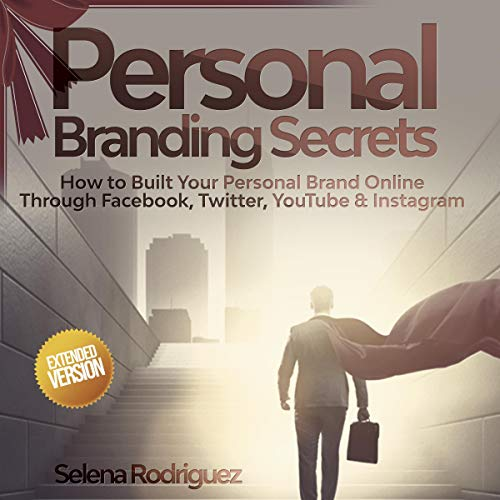 Personal Branding Secrets cover art