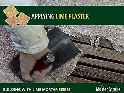 Applying Lime Plaster