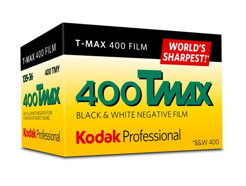 Kodak T-Max 400-24 Schwarz-/Weiß Negativ-Filme
