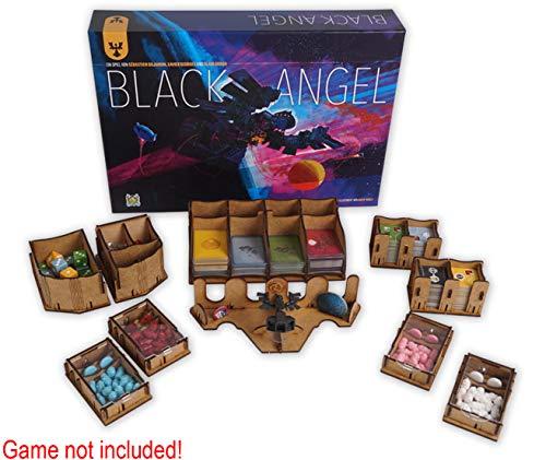 docsmagic.de Organizer Insert for Black Angel Box - Einsatz